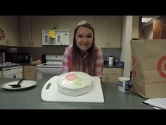 Ellie Recreates Nancy Drew Recipes | SHA Cake | Her Interactive - YouTube #NancyDrew