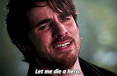 How about don't let you die at all. Is that so hard? Don't die. I cried so much watching this scene. And I keep rewatching it. That is the thing. It makes me cry but I love this scene. So much emotion. And when the sword goes through hook, emotion.