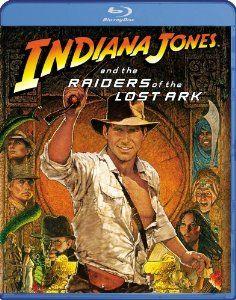 Amazon.com: Indiana Jones & Raiders of the Lost Ark [Blu-ray]: Harrison Ford: Movies & TV