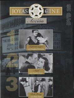 El pirata negro = The Black Pirate / director, Albert Parker. Argel = Algiers / director, John Cromwell. Dick Tracy / director, Ray Taylor, Alan James: http://kmelot.biblioteca.udc.es/record=b1428649~S1*gag
