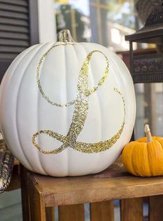 14 Creative Ways to Use Pumpkins in Your Fall Wedding via Brit + Co