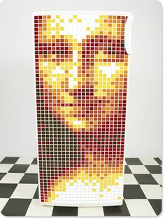 pixelated art #pixelated