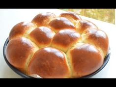 SADE SUPER QABARIG BULKA - YouTube Challah, Candy Recipes, Finger Foods, Food And Drink, Bread, Make It Yourself, Baking, Cake, Youtube