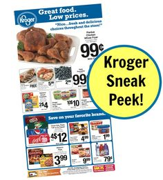 Coupon matchups for kroger tennessee