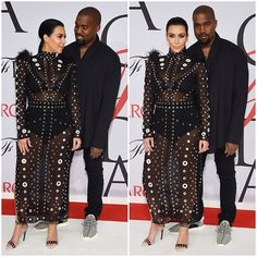 Kanye West wears Haider Ackermann, Saint Laurent, and Adidas Sneakers at CFDA Awards 2015   UpscaleHype
