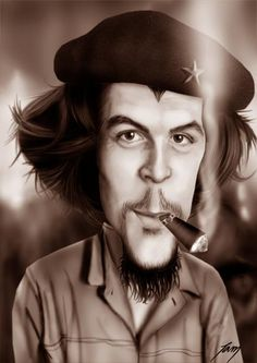 on BOOKFACE ARTISTS  http://www.bookface-artists.com/wp-content/gallery/bookface-caricature-challenge-che-guevara/544598_617820718234449_1620606954_n.jpg