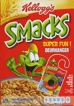 Smacks ©2008 Kellogg's Benelux