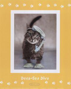 Deep-Sea Diva
