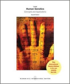 NEW BOOK: Human Genetics. Today, human genetics is for everyone. It is about variation more than about illnesses, and  about the common rather than  the rare. Once an obscure science or an occasional explanation for an odd collection of symptoms, human genetics is now part of everyday conversation. By coming to know genetic backgrounds, people can control their environments in more healthy ways. Genetic knowledge is both informative and empowering. The 10th ed shows how and why that is true.