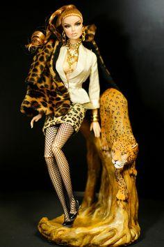 Leopard and Vanessa | Flickr - Photo Sharing!