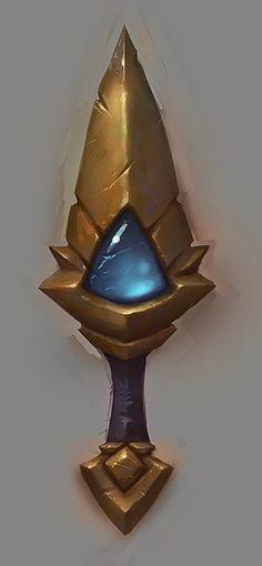 Dagger Icon Matarials Stone