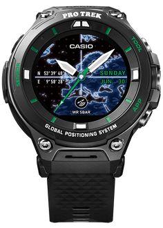 CASIO PROTREK SMART WSD-F20X-BK