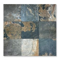Buy Himalaya Midnight tiles from Porcelain Superstore. Visit our website for great deals on porcelain tiles all with 5 year guarantee. Bathroom Door Sign, Slate Bathroom, Rustic Bathrooms, Bathroom Floor Tiles, Tile Floor, Modern Bathroom Design, Bathroom Interior Design, Blue Tiles, Outdoor Flooring