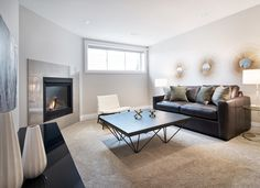 This is the Topaz townhome basement. Finished basements are included in all Tartan townhomes. Basement Floor Plans, Basement Flooring, Basement Remodeling, Finished Basements, New Community, New Home Builders, Semi Detached, Model Homes, Tartan