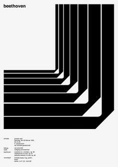 Jessica Svendsen, Beethoven - 100 days with Josef Mueller-Brockmann