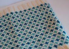 Love this fair isle pattern/colors!