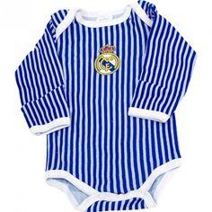 Cesta Real Madrid 3 - la canastilla para bebé del Real Madrid es muy completa y con una amplia gama de productos y ropa para bebé con licencia oficial del Real Madrid - Envíos a toda España