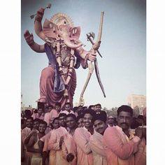 New pin for Ganpati Festival 2015 is created by by mum_ganpati with #mumbai…
