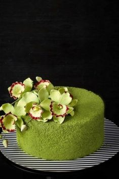 SIGNATURE – Ms B's CAKERY Pacific Place, Memoirs Of A Geisha, Cake Name, Block B, Sugar Art, Happy Anniversary, Beautiful Cakes, Cherry Blossom, Yummy Food