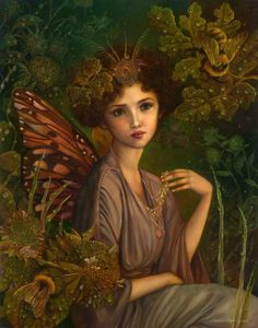 Artist ~ Annie Stegg