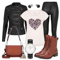 Freizeit Outfits: Charlotte bei FrauenOutfits.de