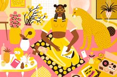 Illustration by Noa Snir