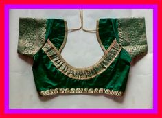 To Place an order Whatsapp New Saree Blouse Designs, Blouse Designs High Neck, Patch Work Blouse Designs, Simple Blouse Designs, Stylish Blouse Design, Choli Designs, Designer Blouse Patterns, Model, Beauty Style