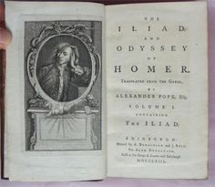 The-Iliad-of-Homer-Translated-by-Alexander-Pope-1763