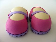 Accesorios para Fofuchas - Zapatos .Foamy doll accessories