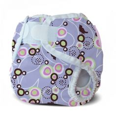 Thirsties Newborn Cloth diaper cover (to go over the prefolds)