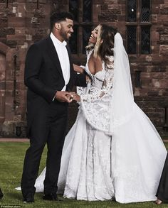 Ciara Russell Wilson Wedding Pictures LoveweddingsNG 5