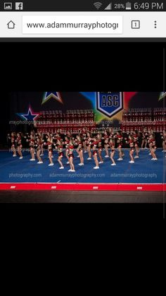 UCA level 5 2015. Kc cheer