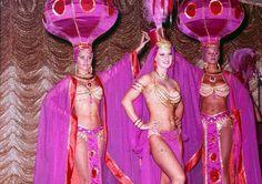 Showgirls, Las Vegas, Flamingo Hotel