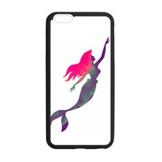 The Little Mermaid Art of Ariel Case for iPhone 6 Plus