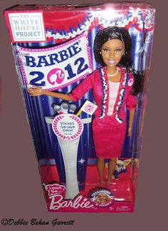 Black Barbie Doll Collecting: The White House Project