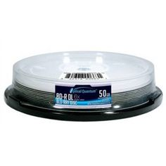 OPTICAL QUANTUM OQBDRDL06WTP-E-10 50GB 6X BD-R DL WHITE THERMAL EVEREST HUB PRINTABLE 10PK by Optical Quantum. $46.69. Description:The Optical Quantum Blu-ray Disc series is on the cutting edge of technology using a blue-violet laser to record either high-definition (HD) video or high capacity gigabyte data files. Using Optical Quantum exclusive FMS (Flexible Manufacturing System) and sophisticated production know-how brings next generation products like recorda...