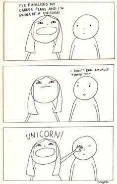 Soy un unicornio y punto