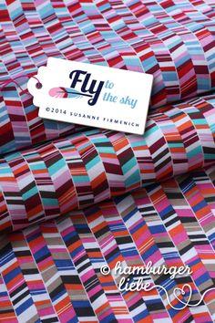 Hamburger Liebe: Stoffe • Fabrics FLY