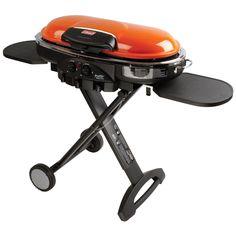 Amazon.com: Coleman RoadTrip® LXE Propane Grill - Orange: Patio, Lawn & Garden - $150