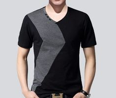 17 Designs Mens T Shirt Slim Fit Crew Neck T-shirt Men Short Sleeve Shirt Casual tshirt Tee Tops 2016 Short Shirt Size M-5XL