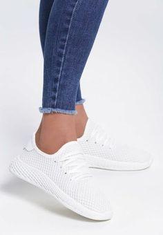 Pantofi sport dama Unlimited Albi Sneakers, Sports, Fashion, Tennis, Hs Sports, Moda, Slippers, Fashion Styles, Sneaker