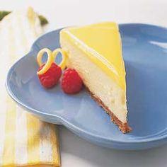 Lemon Cheesecake Recipe - America's Test Kitchen