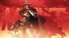 Download McCree 4K Wallpaper Mikoyanx 3840x2160