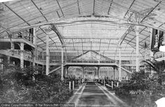 Bournemouth, The Winter Gardens from Francis Frith British Garden, Bournemouth, Winter Garden, Victorian Era, Birth, Surfing, Gardens, Sea, Photography