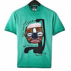 (ディースクエアード) DSQUARED2 S74GC0990 S20694 639 クルーネック 半袖 Tシャツ グリーン系 (並行輸入品) RICHJUNE (XS) DSQUARED2(ディースクエアード) http://www.amazon.co.jp/dp/B014C24TC6/ref=cm_sw_r_pi_dp_kwS3vb1QRCPA6