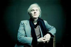 Andy Warhol, New York, 1970 Photo by Timm Rautert