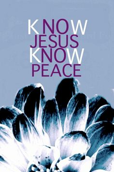 PEACE BE WITH YOU! And let the peace that comes from Christ rule in your hearts. For as members of one body you are called to live in peace. And always be thankful (Colossians 3:15). We must learn to be good stewards over the peace that God has given us.