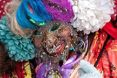 #Extreme Pierced Women in this world who are born to do something special by piercing their faces and bodies with rings, bells or many more things and enjoy their passion too.