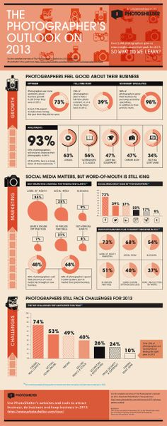 Infographic: 2013 Is Looking Good For Photographers