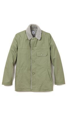 Arpenteur Mayenne Jacket | EAST DANE